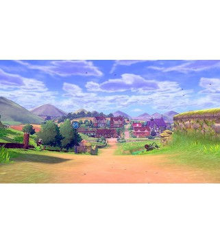 Pokemon Shield  Switch (EU PEGI) (deutsch) [uncut]