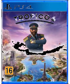 Tropico 6 PS4 (EU PEGI) (deutsch) [uncut]