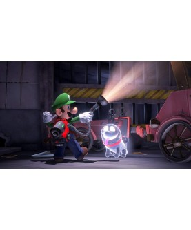 Luigi's Mansion 3 Switch (EU PEGI) (deutsch) [uncut]