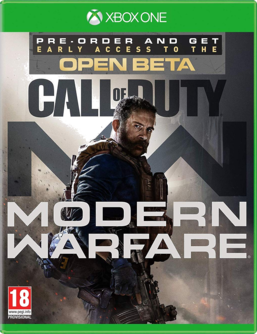 Call of Duty - Modern Warfare Xbox One (AT Pegi) [uncut]