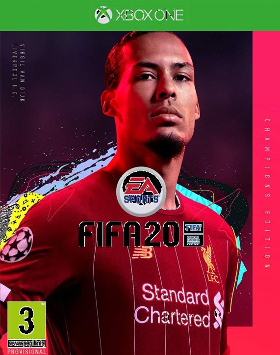 FIFA 20 Champions  Edition Xbox One (EU PEGI) (deutsch) [uncut]