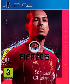 FIFA 20 Champions Edition PS4 (EU PEGI) (deutsch) [uncut]