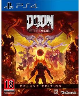 DOOM Eternal - Deluxe Edition PS4 (EU PEGI) (deutsch) [uncut]