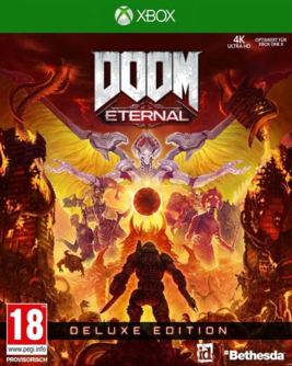 DOOM Eternal - Deluxe Edition Xbox One (EU PEGI) (deutsch) [uncut]