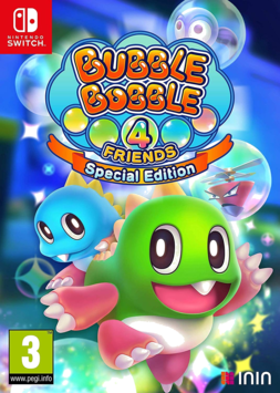 Bubble Bobble 4 Friends Switch (EU PEGI) (deutsch) [uncut]
