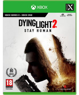Dying Light 2 Stay Human Xbox One / Xbox Series X + 3 DLCs + Wendecover (AT PEGI) (deutsch) [uncut]