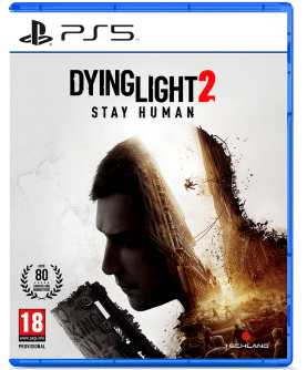 Dying Light 2 Stay Human PS5 + Wendecover (AT PEGI) (deutsch) [uncut]