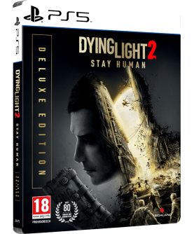 Dying Light 2 Stay Human Deluxe Steelbook Edition PS5 (AT PEGI) (deutsch) [uncut]