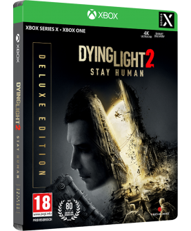 Dying Light 2 Stay Human Deluxe Steelbook Edition Xbox Series X / Xbox One + 12 Boni (AT PEGI) (deutsch) [uncut]
