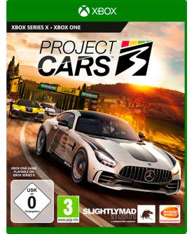 Project Cars 3 Xbox One (EU PEGI) (deutsch) [uncut]