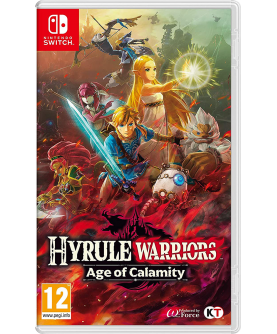 Hyrule Warriors: Zeit der Verheerung Switch (EU PEGI) (deutsch) [uncut]
