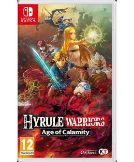 Hyrule Warriors: Zeit der Verheerung Switch (EU PEGI) (deutsch) [uncut]