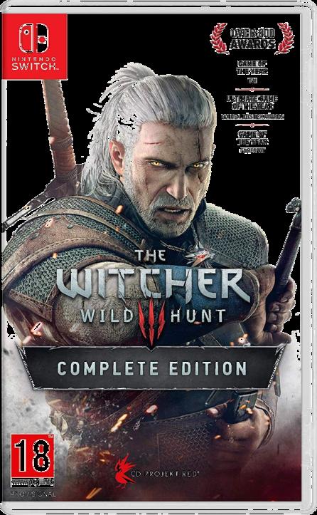 The Witcher 3: Wild Hunt Complete Edition (EU PEGI) (deutsch) [uncut]