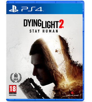 Dying Light 2 Stay Human PS4 + Wendecover (AT PEGI) (deutsch) [uncut]