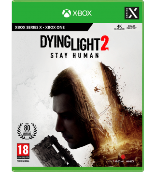Dying Light 2 Stay Human Xbox One / Xbox Series X + Wendecover (AT PEGI) (deutsch) [uncut]