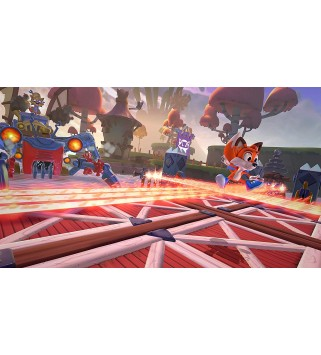 New Super Lucky's Tale Switch (EU PEGI) (deutsch) [uncut]