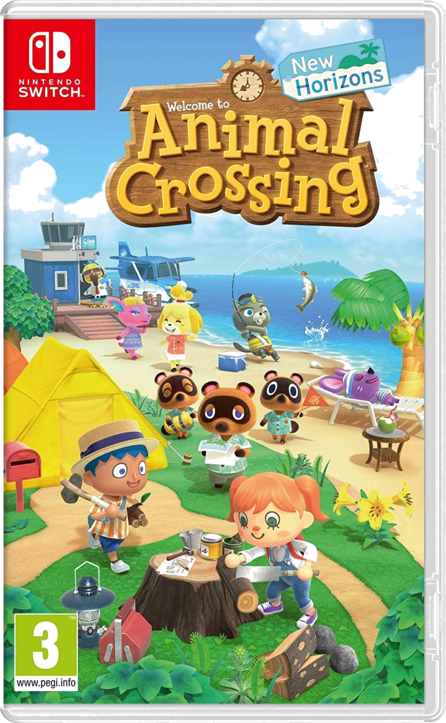 Animal Crossing: New Horizons Switch (EU PEGI) (deutsch) [uncut]