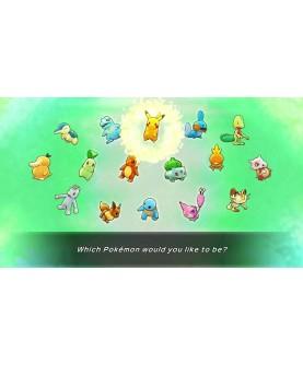 Pokemon Mystery Dungeon: Rescue Team DX Switch (EU PEGI) (deutsch) [uncut]