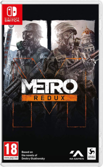 Metro Redux Switch (EU PEGI) (deutsch) [uncut]