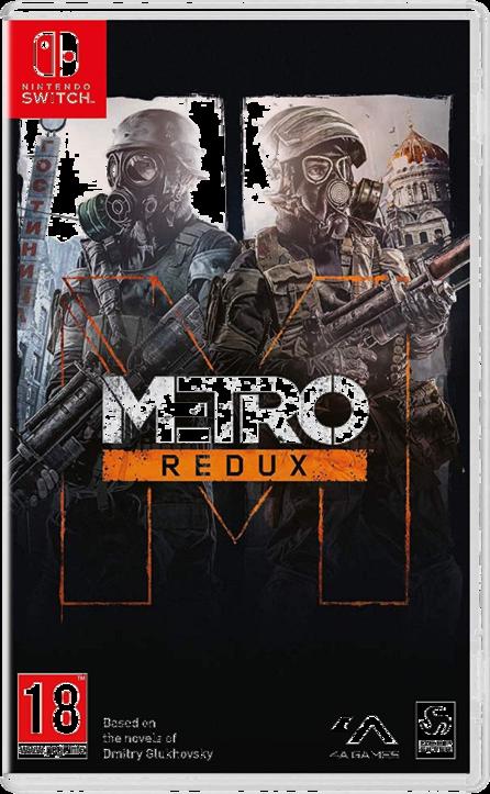 Metro Redux Switch (EU PEGI) (deutsch) [uncut]