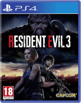 Resident Evil 3 (Remake) PS4 (EU PEGI) (deutsch) [uncut]