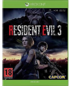 Resident Evil 3 (Remake) Xbox One (EU PEGI) (deutsch) [uncut]