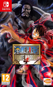 One Piece: Pirate Warriors 4 Switch (EU PEGI) (deutsch) [uncut]