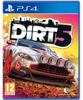 DiRT 5 PS4 (EU PEGI) (deutsch) [uncut]