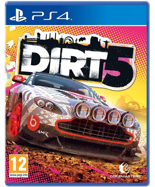 DiRT 5 PS4 (EU PEGI) (deutsch) [uncut]