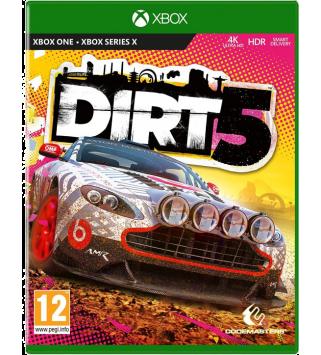 DiRT 5 Xbox One (EU PEGI) (deutsch) [uncut]