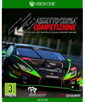 Assetto Corsa Competizione Xbox One (EU PEGI) (deutsch) [uncut]