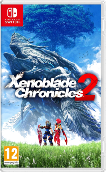 Xenoblade Chronicles 2 Switch (EU PEGI) (deutsch) [uncut]