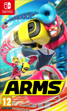 ARMS Switch (EU PEGI) (deutsch) [uncut]
