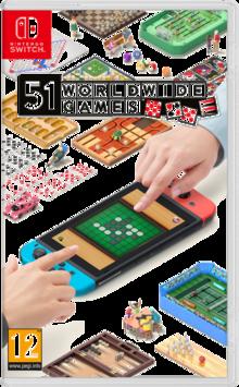 51 Worldwide Games Switch (EU PEGI) (deutsch) [uncut]