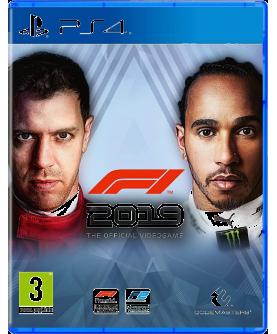 F1 2019 PS4 (EU PEGI) (deutsch) [uncut]