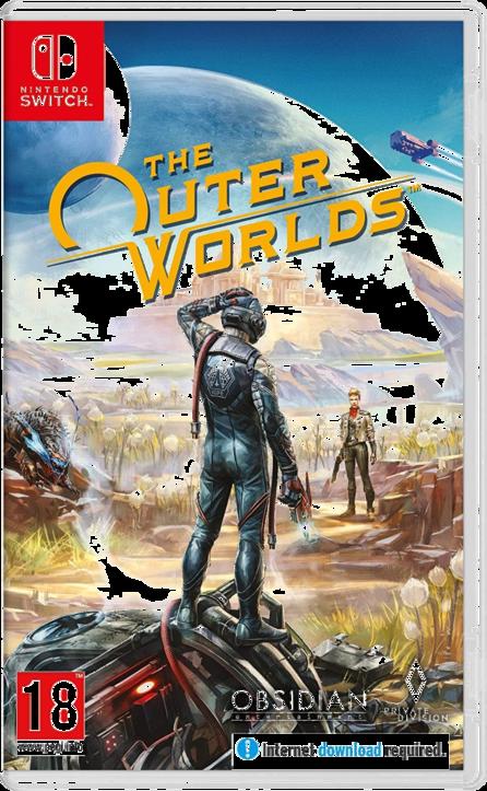 The Outer Worlds Switch (EU PEGI) (deutsch) [uncut]