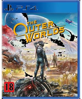 The Outer Worlds PS4 (EU PEGI) (deutsch) [uncut]