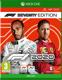F1 2020 Seventy Edition PS4 (EU PEGI) (deutsch) [uncut]