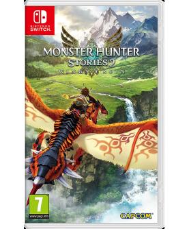 Monster Hunter Stories 2: Wings of Ruin Switch (EU PEGI) (deutsch) [uncut]