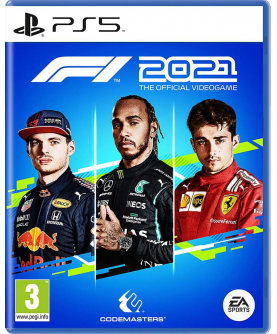 F1 2021 PS5 (EU PEGI) (deutsch) [uncut]
