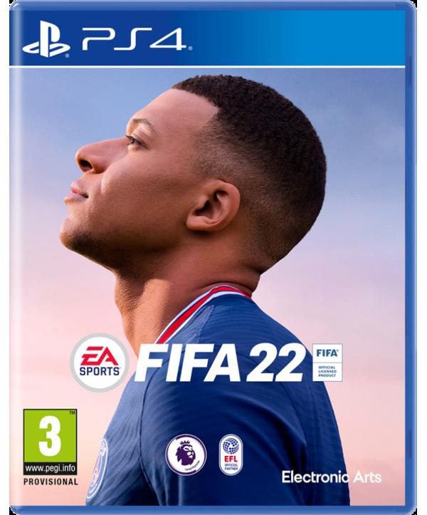 FIFA 22 PS4 (EU PEGI) (deutsch) [uncut]