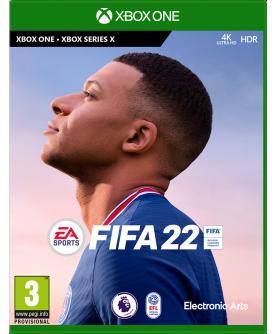 FIFA 22 Xbox One (EU PEGI) (deutsch) [uncut]