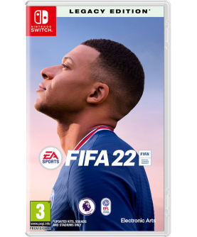 FIFA 22 Legacy Edition Switch (EU PEGI) (deutsch) [uncut]