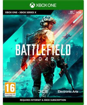Battlefield 2042 Xbox One / Xbox Series X (EU PEGI) (deutsch) [uncut]
