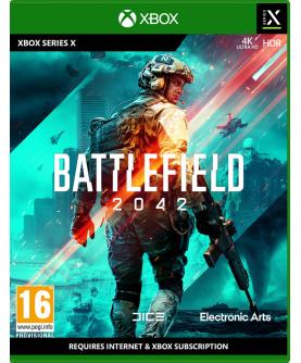 Battlefield 2042 Xbox Series X (EU PEGI) (deutsch) [uncut]
