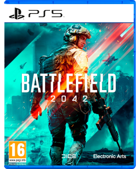 Battlefield 2042 PS5 (EU PEGI) (deutsch) [uncut]