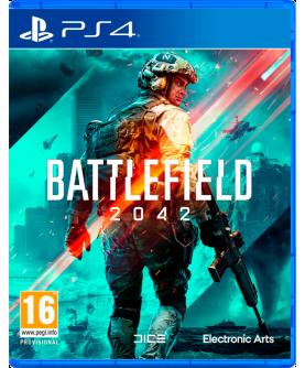 Battlefield 2042 PS4 (EU PEGI) (deutsch) [uncut]