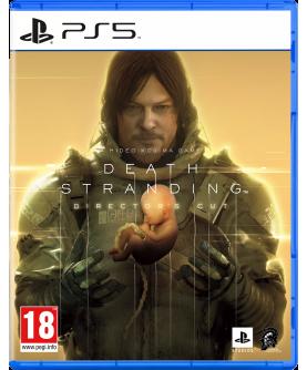 Death Stranding Director's Cut PS5 (EU PEGI) (deutsch) [uncut]