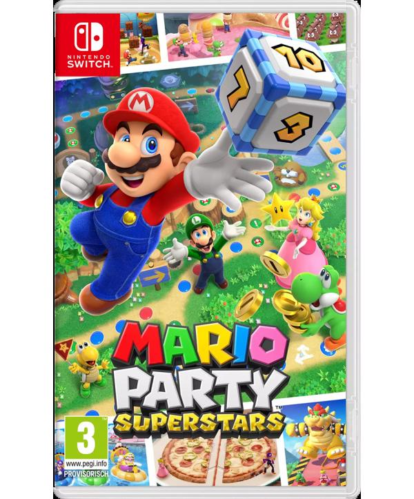 Mario Party Superstars Switch (EU PEGI) (deutsch) [uncut]