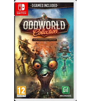 Oddworld Collection Switch (EU PEGI) (deutsch) [uncut]